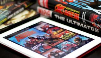 6+1 εφαρμογές για να διαβάζεις comics σε tablet, smartphone και υπολογιστή