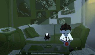 Πώς είναι να ζεις με την κατάθλιψη; Ένα εκπληκτικό animation τα λέει όλα!